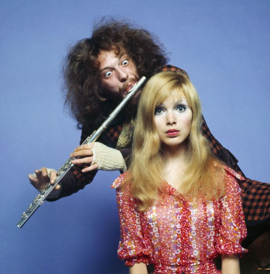 Ian Anderson and Madeleine Smith, May 1979