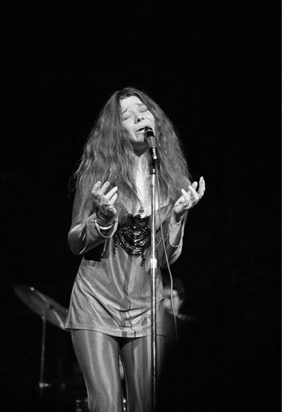 Janis Joplin, April 1969 Royal Albert Hall, London