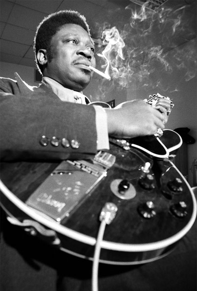 B.B. King, October 1971 Command Studios