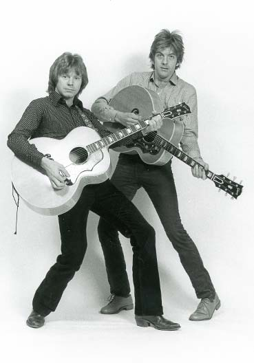 Dave Edmunds and Nick Lowe, 1979 London