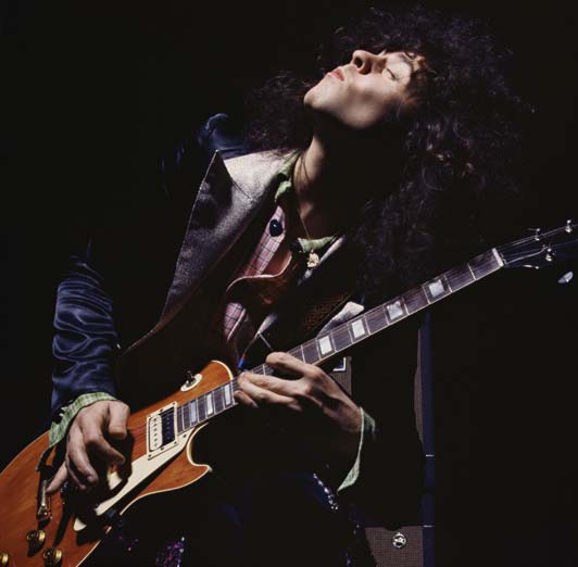 Marc Bolan, 1972 Wembley Arena, London