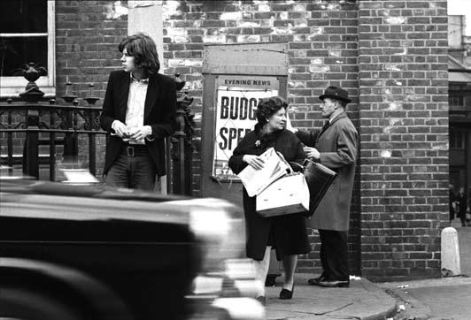 Nick Drake, August 1969 London
