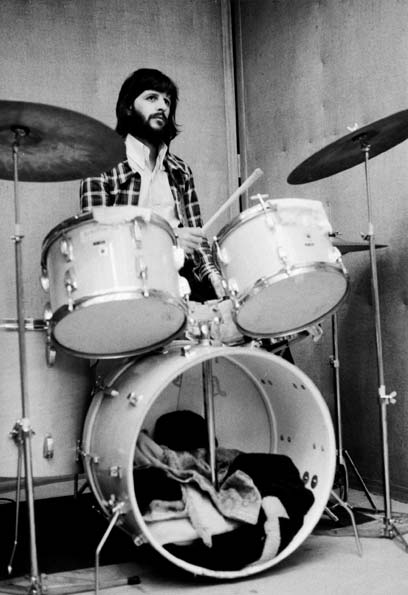 Ringo Starr, October 1971 Command Studios, London