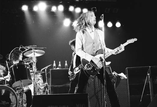 Tom Petty & The Heartbreakers, Spring 1977 Location Unknown