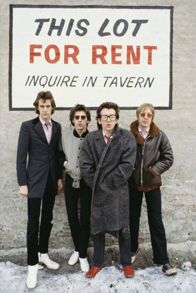Elvis Costello & The Attractions, 1979 U.S.A.